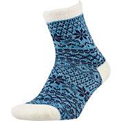 Field and Stream Women's Marled Nordic Cozy Cabin Crew Socks