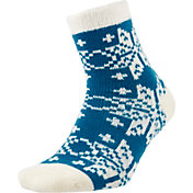 Field and Stream Women's Super Snowflake Cozy Cabin Crew Socks