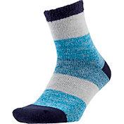 Field and Stream Women's Stripe Cozy Cabin Socks
