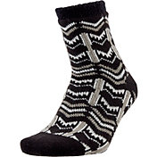 Field and Stream Women's Tribal Cozy Cabin Socks