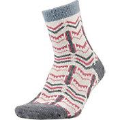 Field and Stream Women's Tribal Cozy Cabin Socks