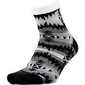 Field and Stream Women's Aztec Cozy Cabin Socks