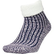 Field & Stream Women's Cozy Cabin Fold Down Ribbed Socks