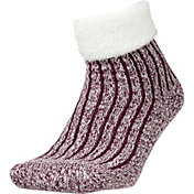 Field & Stream Women's Cozy Cabin Fold Down Ribbed Socks