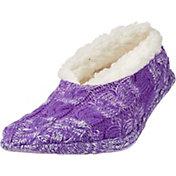 Field & Stream Women's Cozy Cabin Ombre Slipper Socks