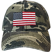 Field & Stream Women's Washed Americana Flag Hat