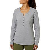Field & Stream Women's Henley Long Sleeve Shirt