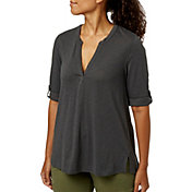 Field & Stream Women's Roll-Up Sleeve Fashion Shirt