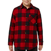 Field & Stream Youth Classic Lightweight Flannel