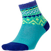 Field and Stream Youth Diamond Cozy Cabin Crew Socks