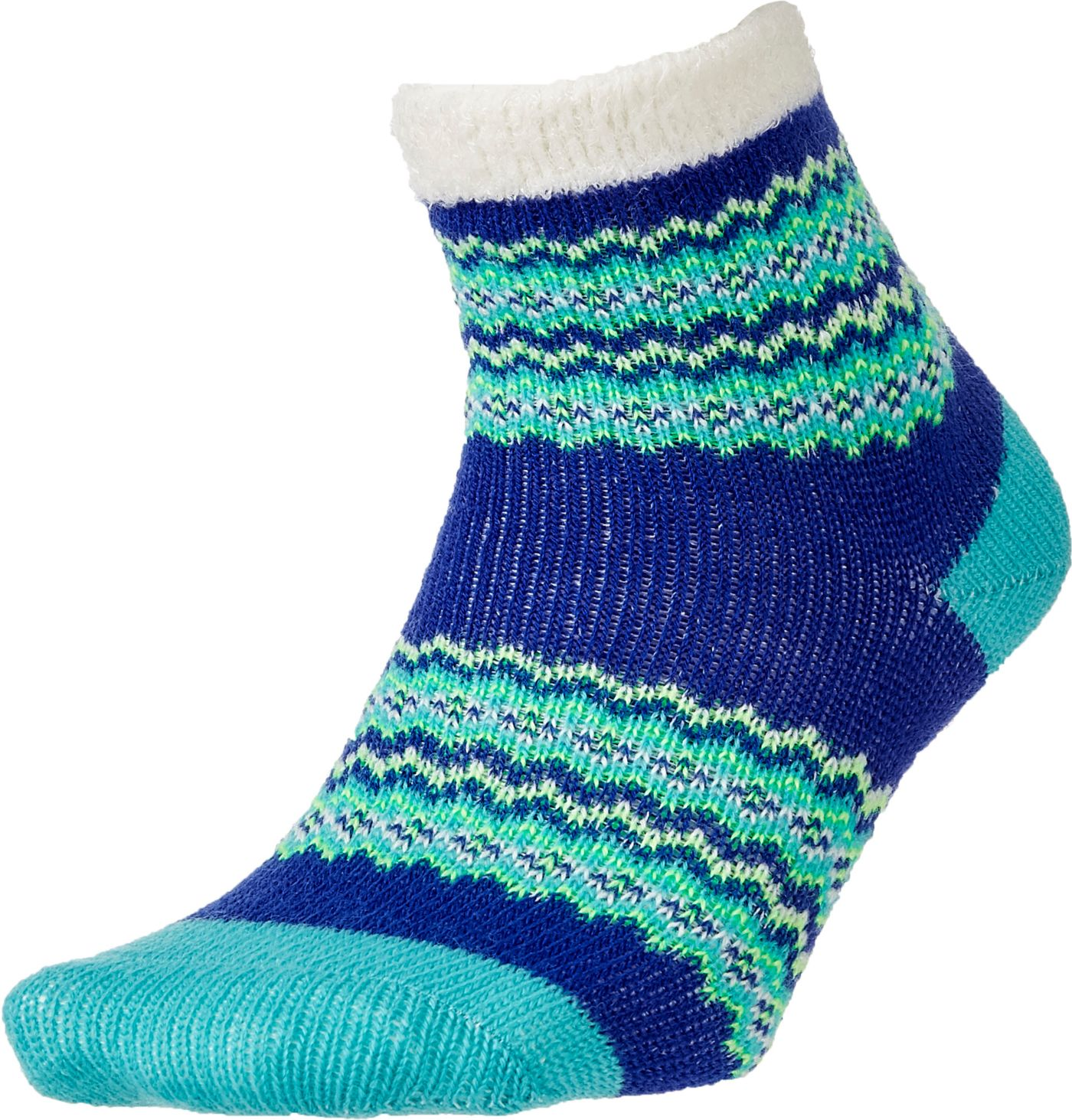 Field and Stream Youth Tribal Cozy Cabin Crew Socks