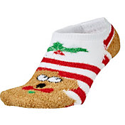 Field and Stream Youth Gingerbread Cozy Cabin Low Cut Socks