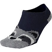 Field and Stream Youth Raccoon Cozy Cabin Low Cut Socks