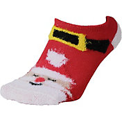 Field and Stream Youth Santa Cozy Cabin Low Cut Socks