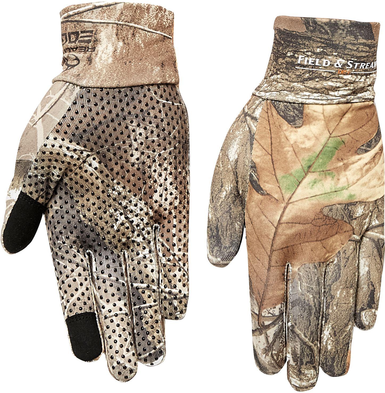 Field & Stream Youth Core Lightweight Gloves, Kids Unisex, Size: Medium, Multi thumbnail