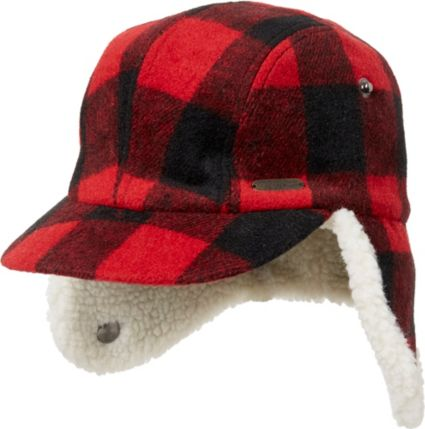 6dfaca39b8dd7 Field   Stream Youth Plaid Ear Flap Trapper Hat. noImageFound