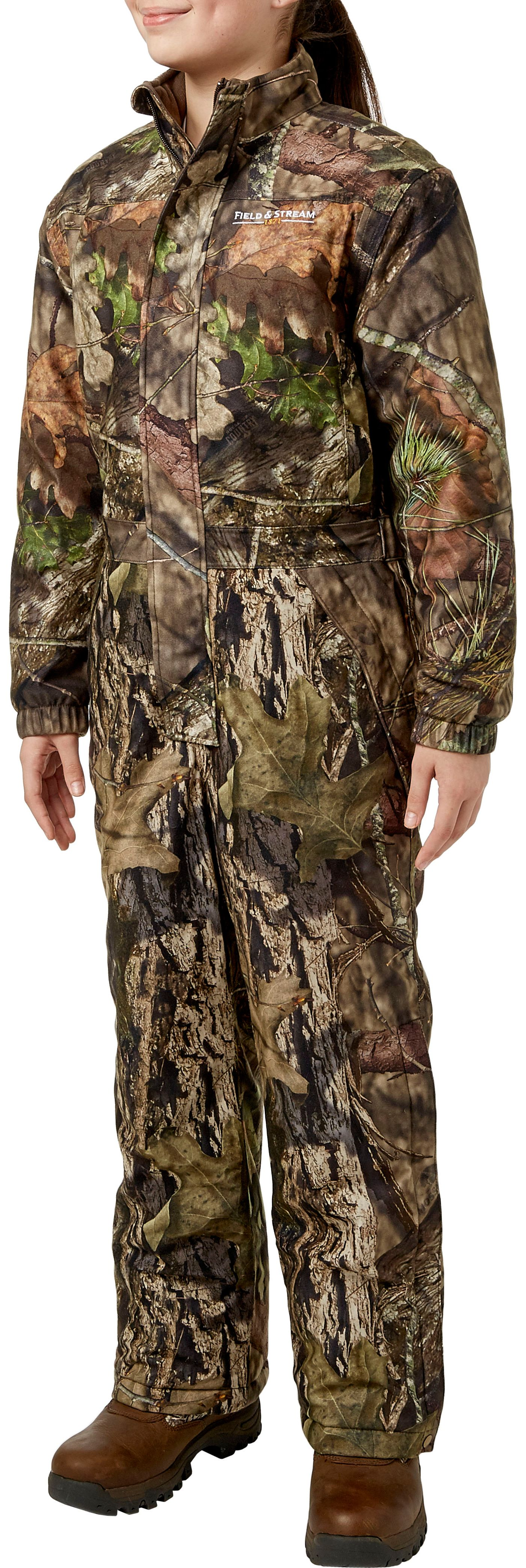 Field & Stream Youth Pursuit Insulated Hunting Coveralls