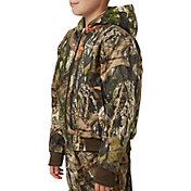 Field & Stream Youth Twill Bomber Hunting Jacket