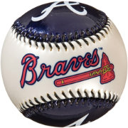 Franklin Atlanta Braves Soft Strike Baseball