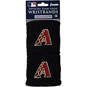 Franklin Arizona Diamondbacks Embroidered Wristbands