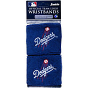 Franklin Los Angeles Dodgers Embroidered Wristbands