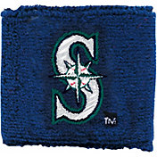 Franklin Seattle Mariners Embroidered Wristbands