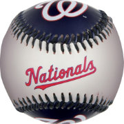Franklin Washington Nationals Soft Strike Baseball