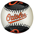 Franklin Baltimore Orioles Soft Strike Baseball