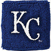 Franklin Kansas City Royals Embroidered Wristbands
