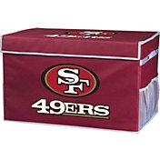 Franklin San Francisco 49ers Footlocker Bin