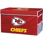 Franklin Kansas City Chiefs Footlocker Bin