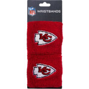 Franklin Kansas City Chiefs Embroidered Wristbands
