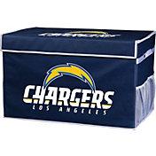Franklin Los Angeles Chargers Footlocker Bin
