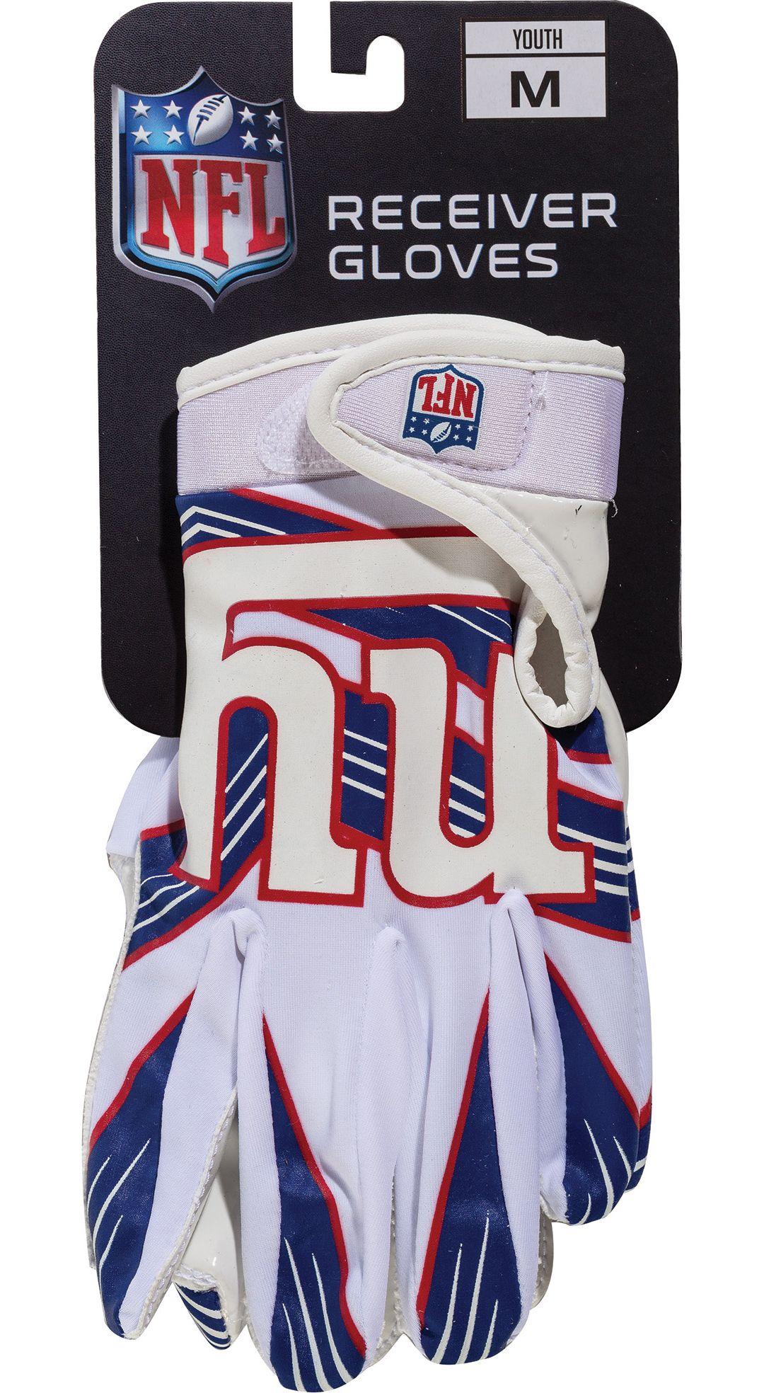 sale retailer 96bb9 f738c Franklin New York Giants Receiver Gloves