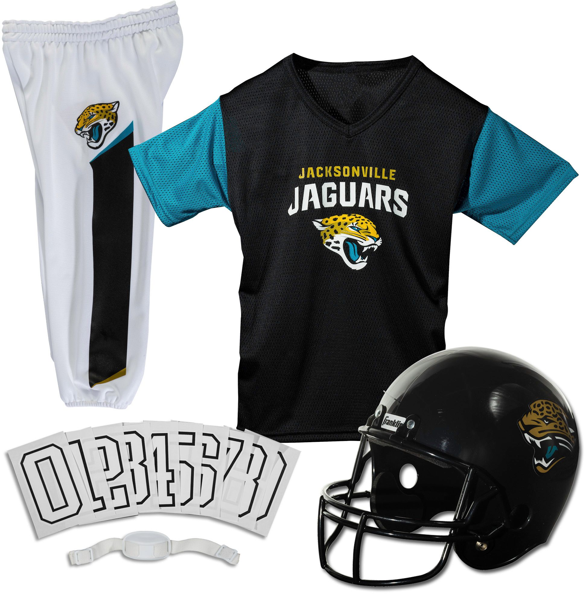Franklin Jacksonville Jaguars Uniform Set