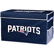 Franklin New England Patriots Footlocker Bin