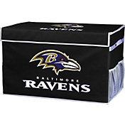Franklin Baltimore Ravens Footlocker Bin