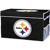 Franklin Pittsburgh Steelers Footlocker Bin