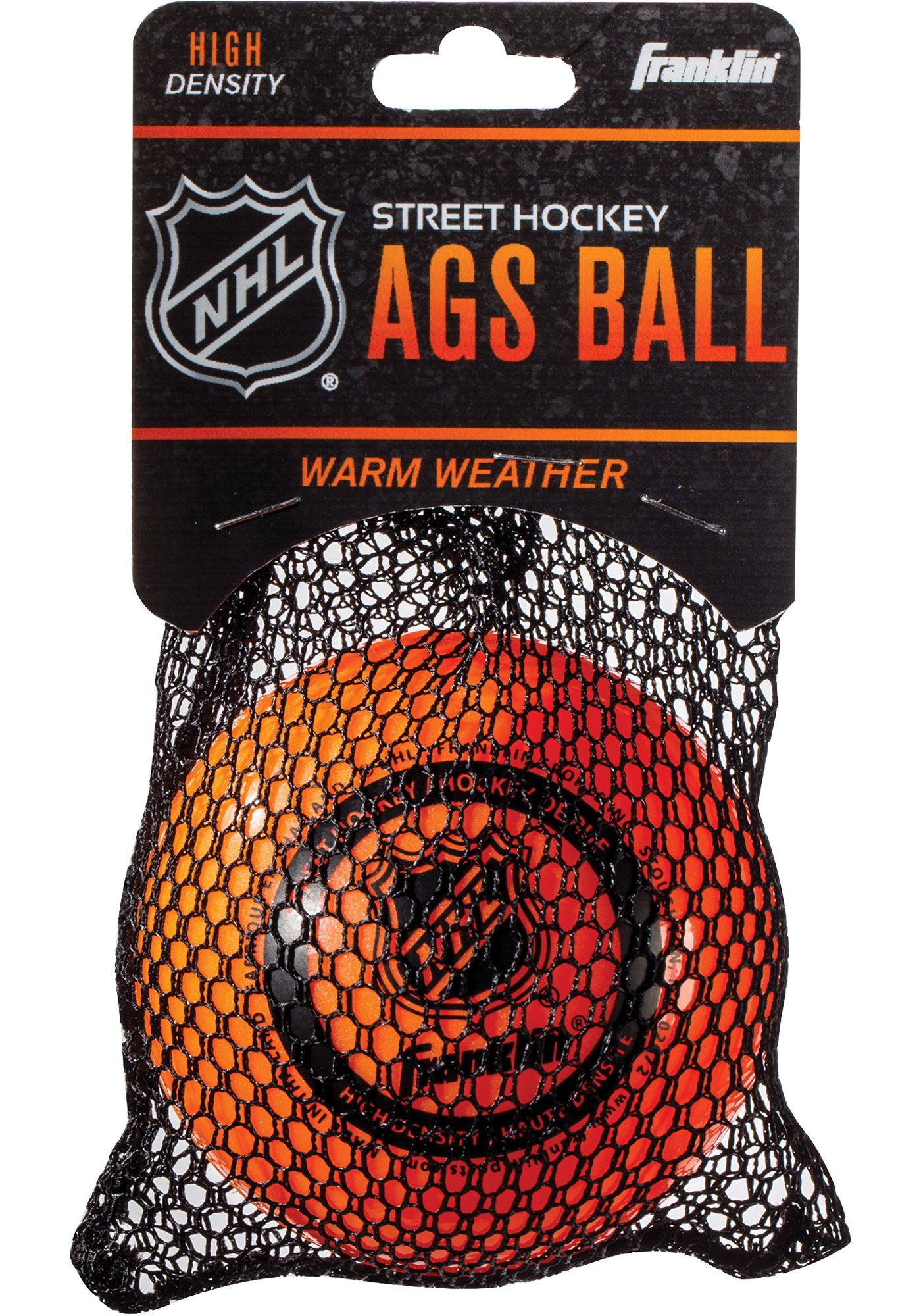Franklin NHL High Density AGS Street Hockey Ball