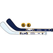 Franklin Buffalo Sabres Mini Hockey Stick & Ball Set