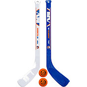 Franklin New York Islanders Mini Street Hockey Player Stick and Ball Set