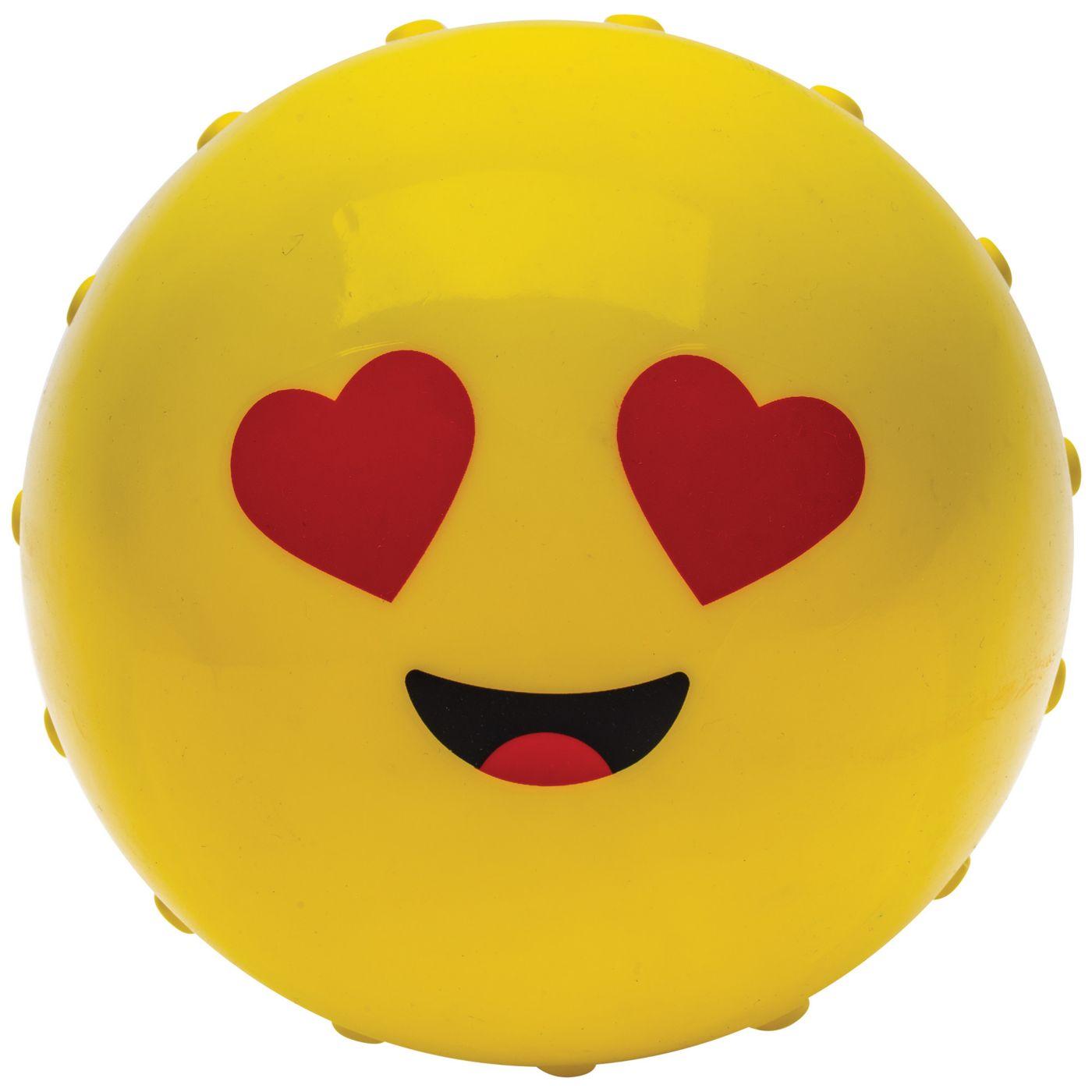 "Franklin 5"" Emoji Smiley Face Ball"