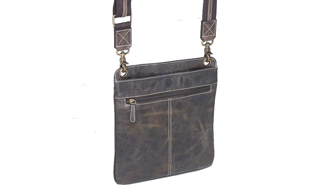 f44107163a2 Gun Tote'n Mamas Distressed Vintage Concealed Carry Cross Body Purse