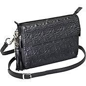Gun Tote'n Mamas Emroidered Lambskin Concealed Carry Handbag