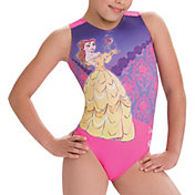 GK Elite Disney Beauty and The Beast Gymnastics Leotard