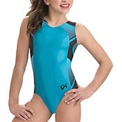 GK Elite Boost V-Neck Tank Gymnastics Leotard