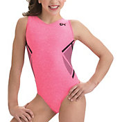 GK Elite Knockout V-Neck Tank Gymnastics Leotard