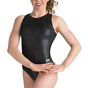 GK Elite Nightfall Scoop Neck Gymnastics Leotard