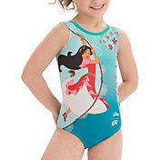 GK Elite Youth Disney Elena's Adventure Gymnastics Leotard