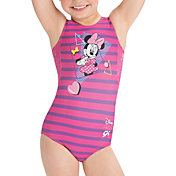 GK Elite Toddler Disney Minnie Mouse Retro Gymnastics Leotard